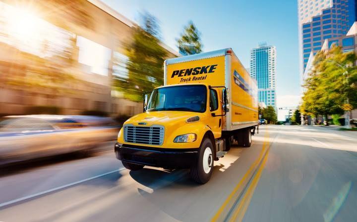 Penske Truck Rental - 4233 N John Young Pkwy Informative