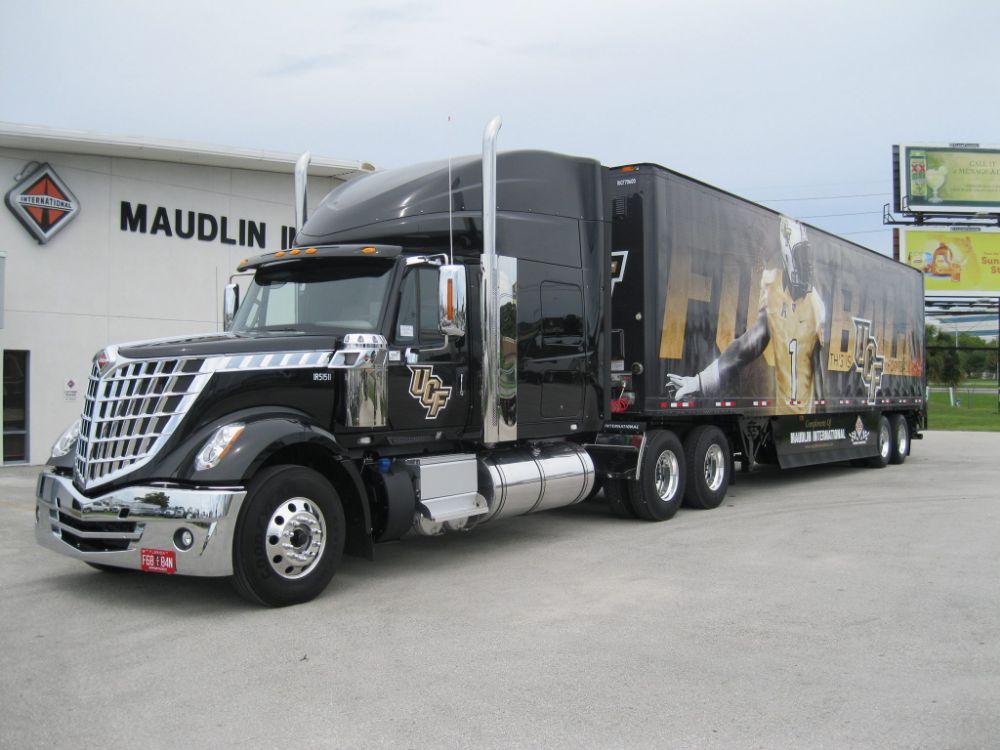 Maudlin International Trucks - Orlando Maintenance