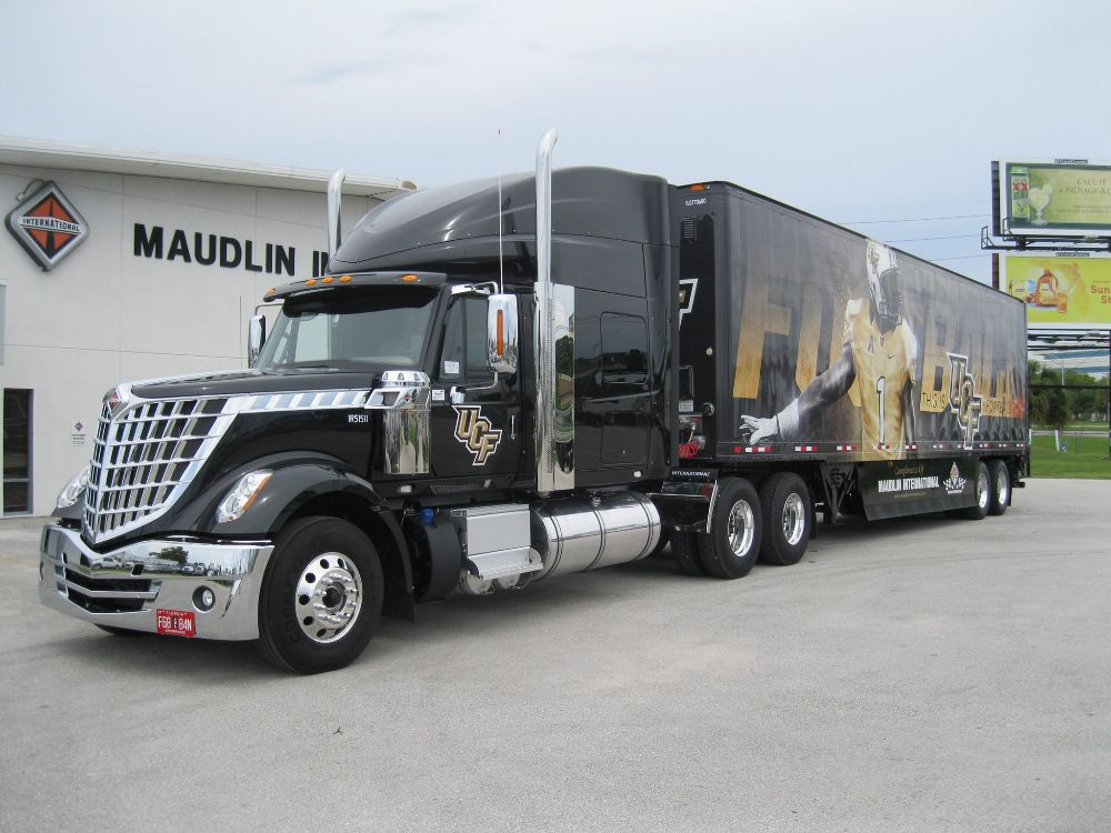 Maudlin International Trucks Informative