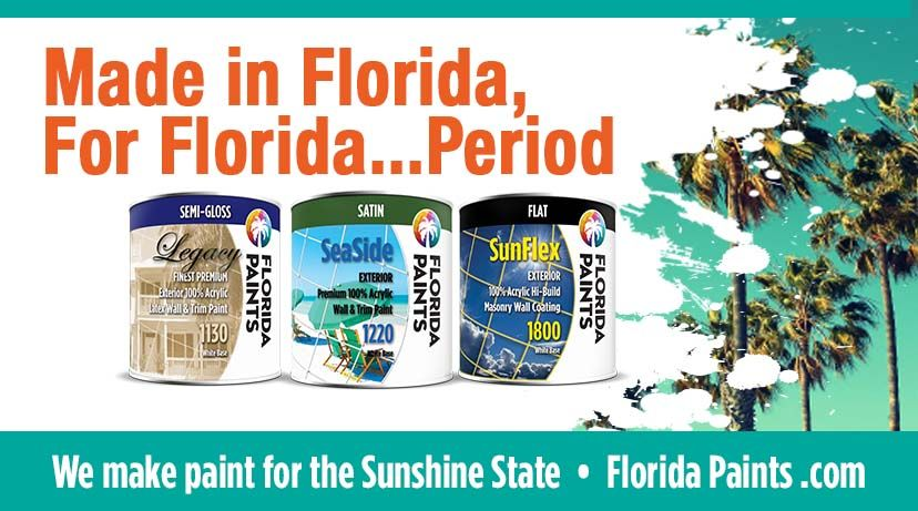 Florida Paints - Orlando Affordability