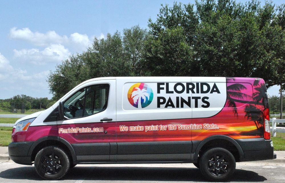 Florida Paints - Orlando Organization