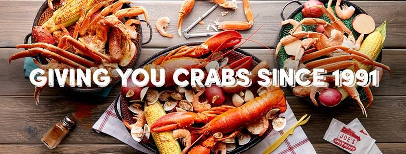 Joe's Crab Shack - Orlando Regulations