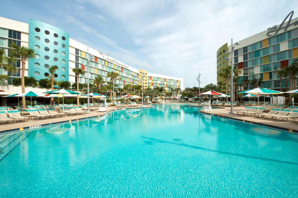 Universal's Cabana Bay Beach Resort - Orlando Wheelchairs