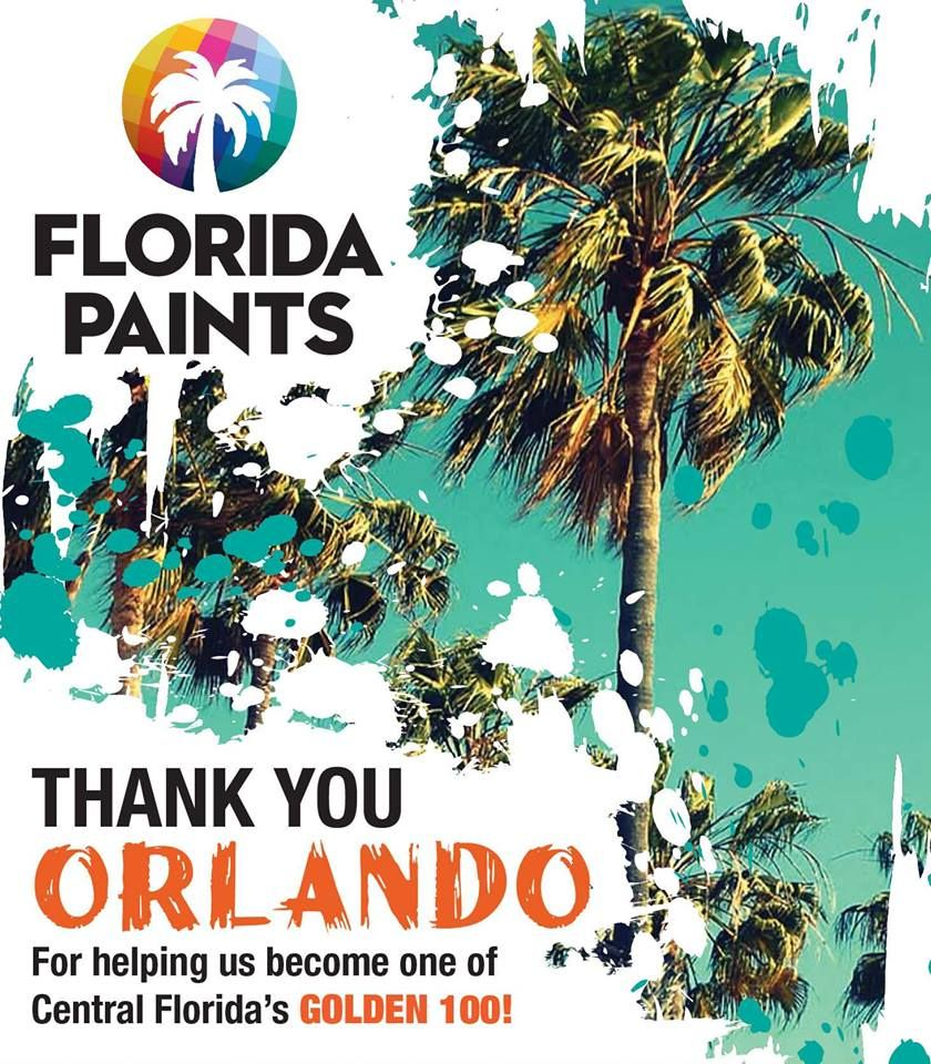 Florida Paints - Orlando Contemporary