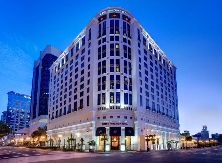 Grand Bohemian Hotel - Orlando Informative