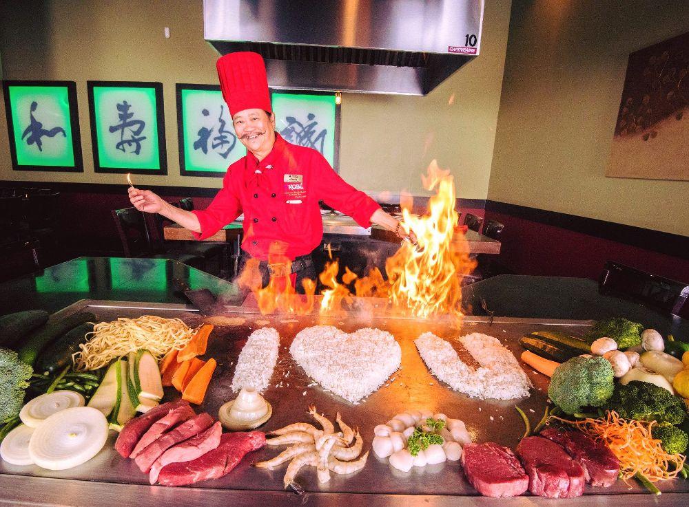 Kobe Japanese Steakhouse - Orlando Entertainment