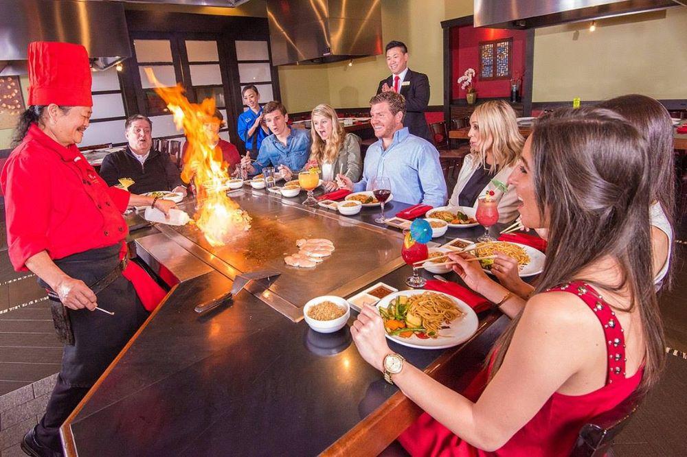 Kobe Japanese Steakhouse - Orlando Webpagedepot