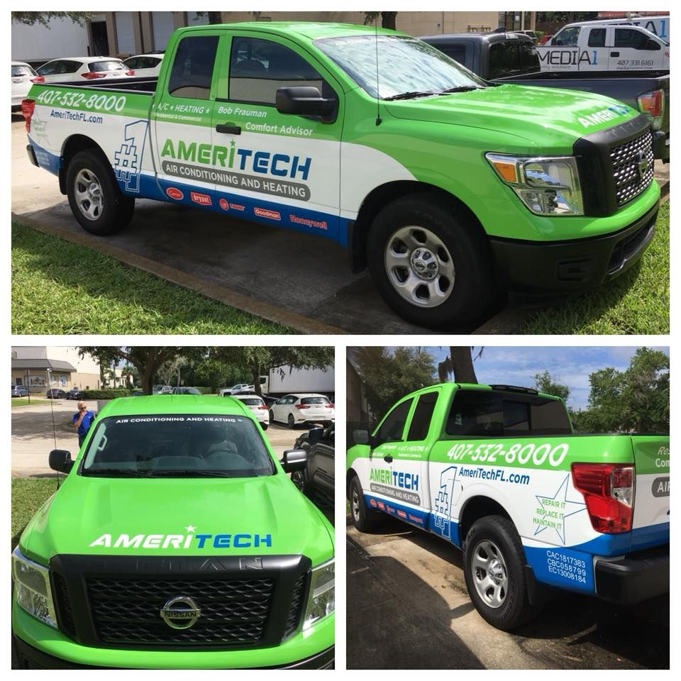 AmeriTech Air Conditioning and Heating - Orlando Webpagedepot