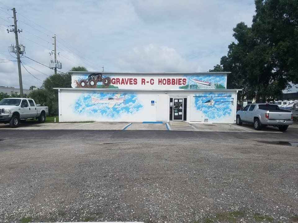 Graves R C Hobbies Orlando Retail Toys
