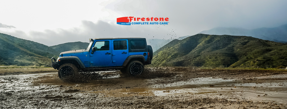 Firestone Complete Auto Care - Orlando Surroundings