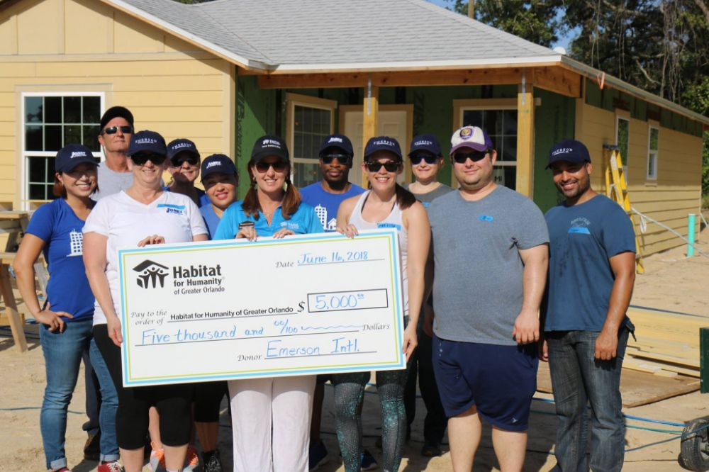 Habitat for Humanity of Greater Orlando Construction