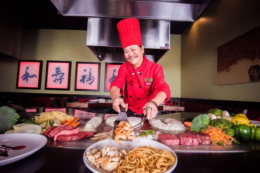 Kobe Japanese Steakhouse - Orlando Restaurants