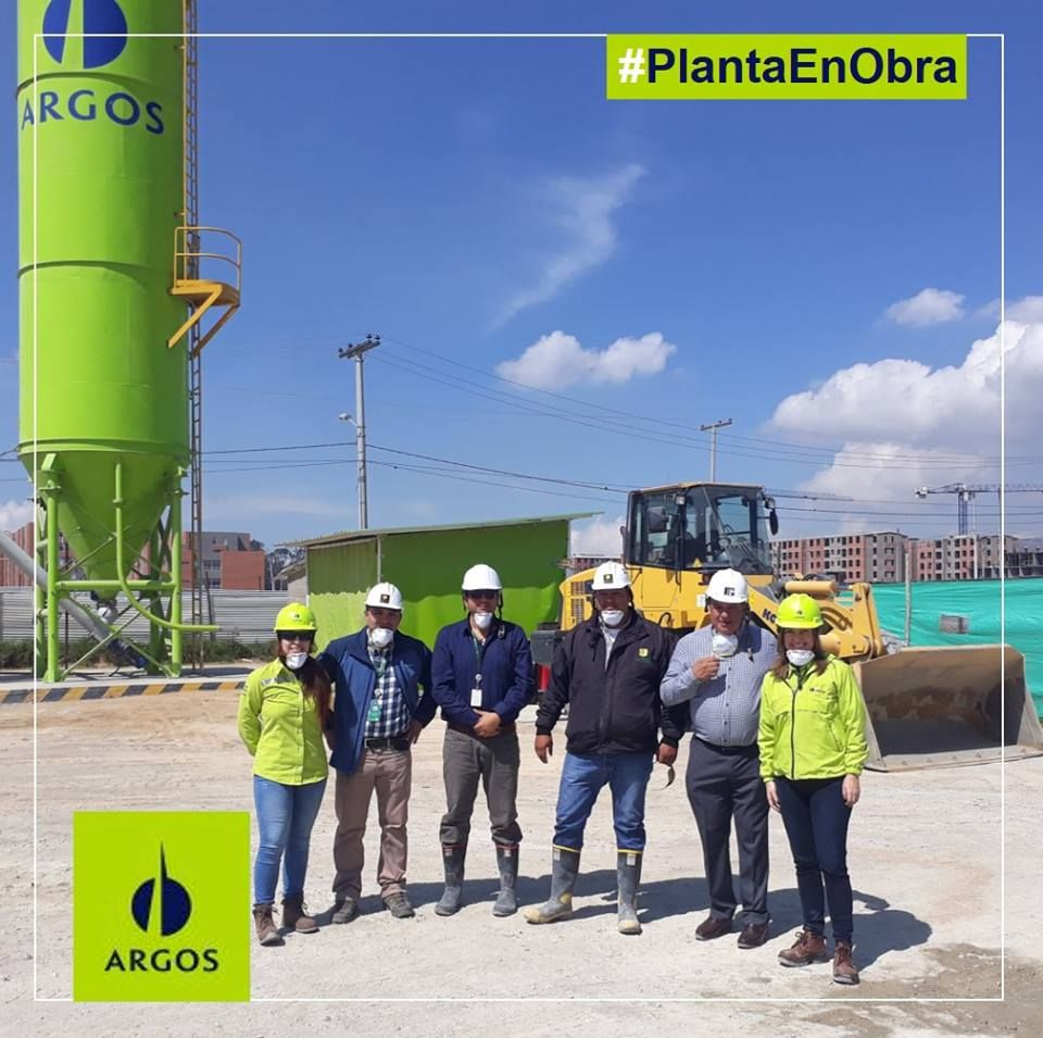 Argos Concrete - Orlando Informative