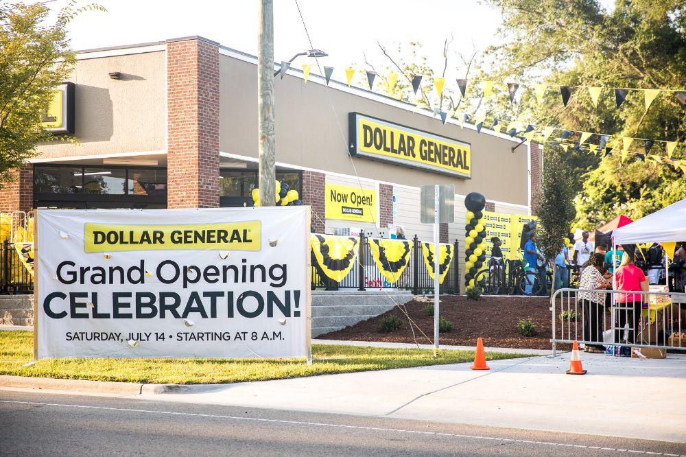Dollar General - Orlando Combination