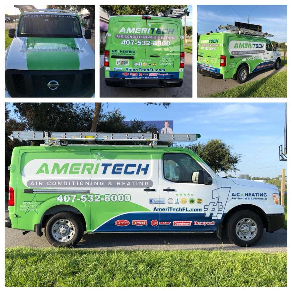 AmeriTech Air Conditioning and Heating - Orlando Satisfaction