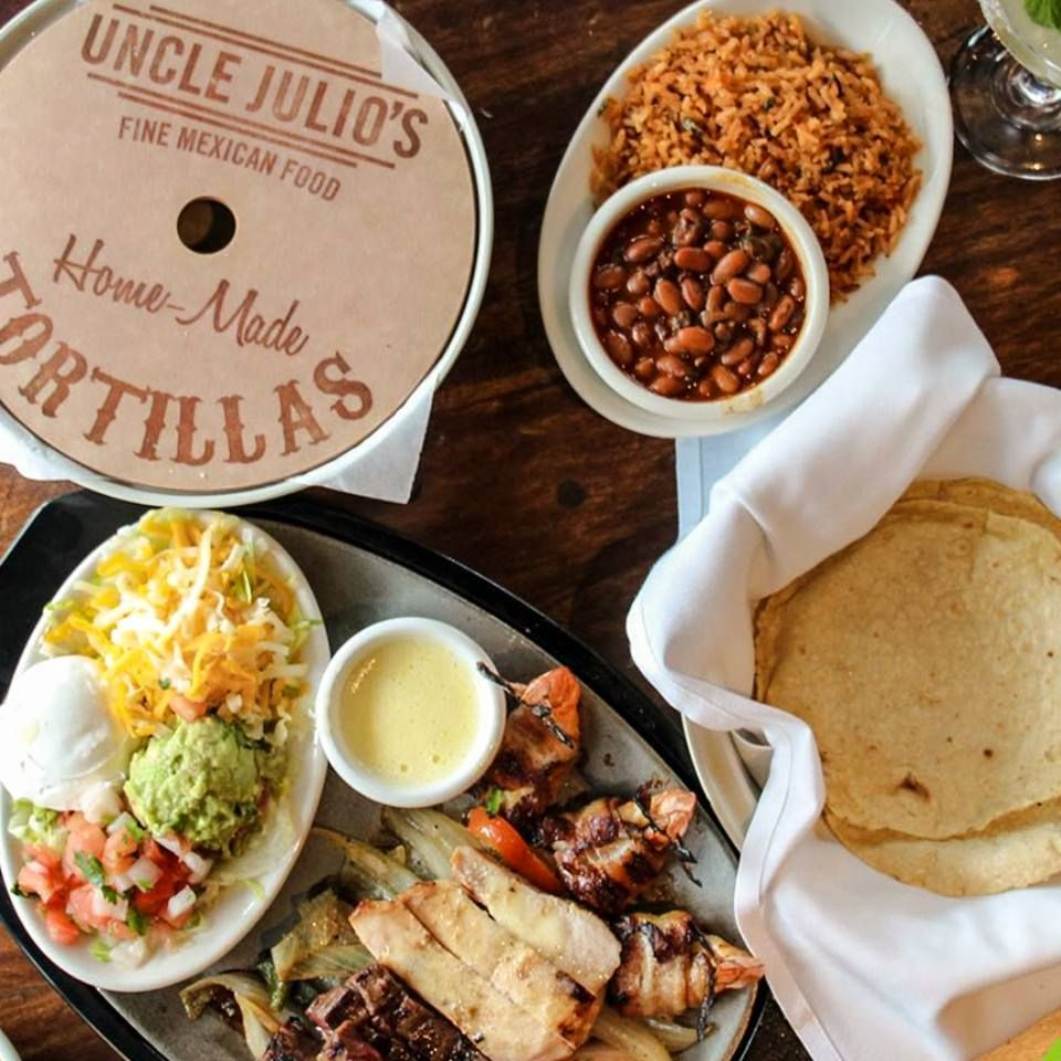 Uncle Julio's Mexican From Scratch Accessibility