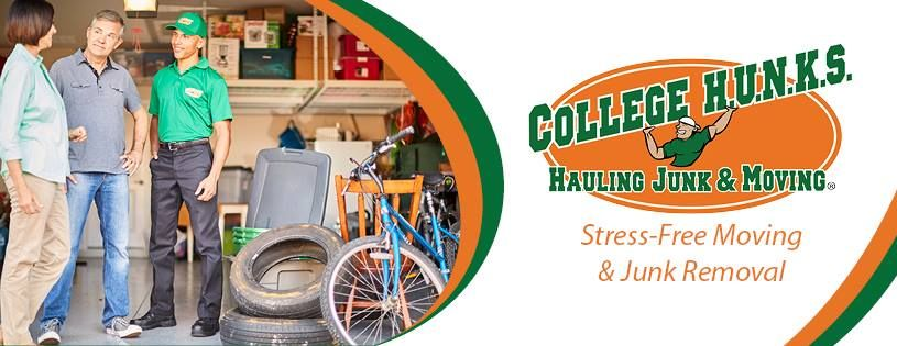 College Hunks Hauling Junk and Moving - Orlando Accessibility