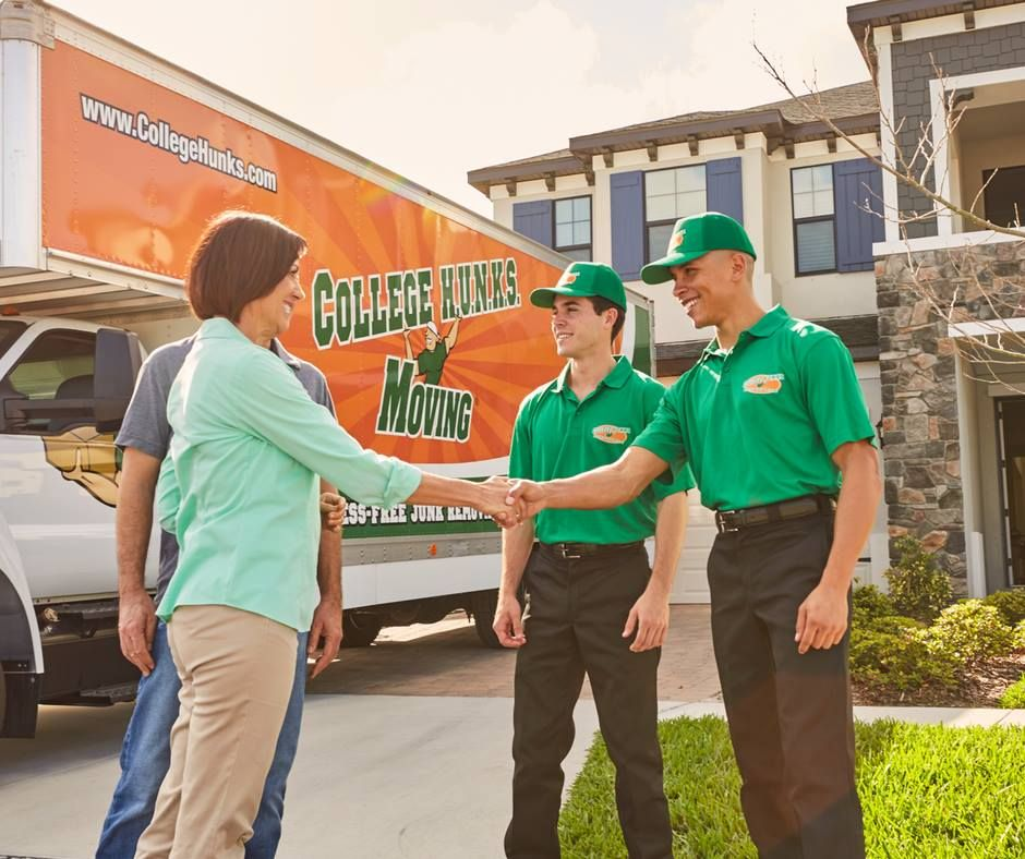 College Hunks Hauling Junk and Moving - Orlando Affordability