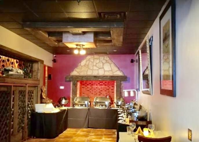 Southern Spice Indian Cuisine Surroundings
