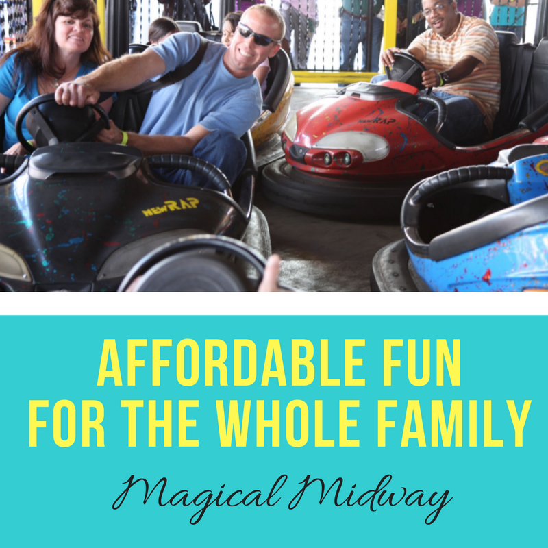 Magical Midway Accessibility