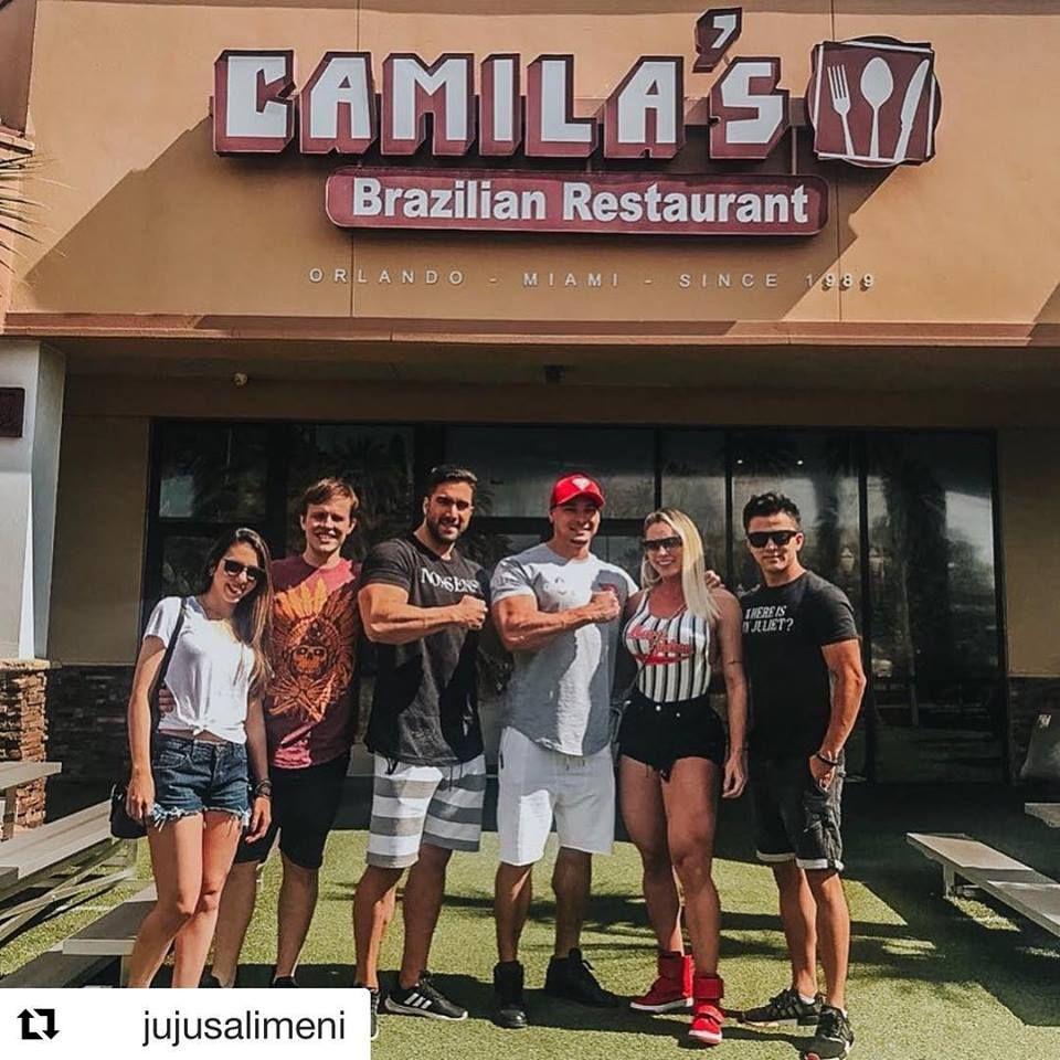 Camila's Restaurant - Orlando Establishment