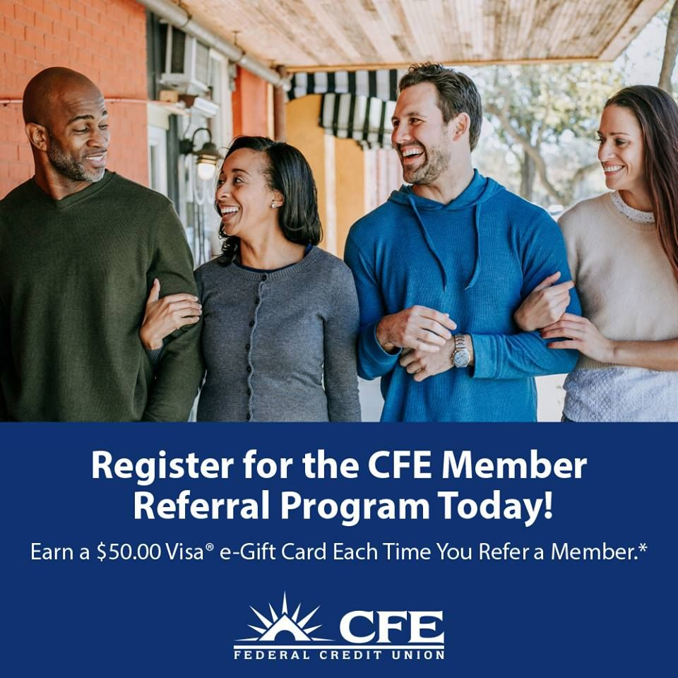 CFE Federal Credit Union-4601 Silver Star Rd - Orlando Informative