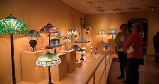 The Charles Hosmer Morse Museum of American Art Appointments