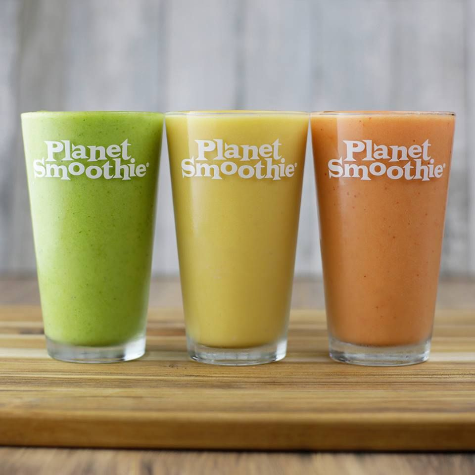 Planet Smoothie BP - Orlando Reservations
