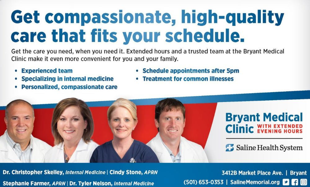 Bryant Medical Clinic - Bryant Affordability