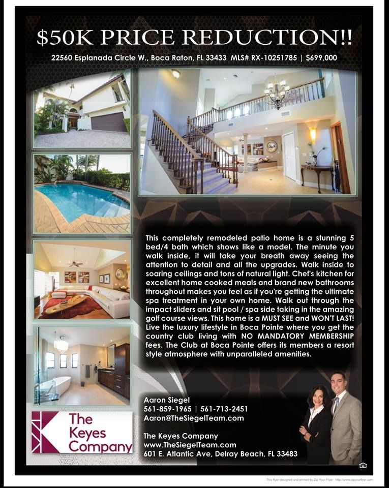 Marc Hershman Realty Group - Delray Beach Buyer/seller
