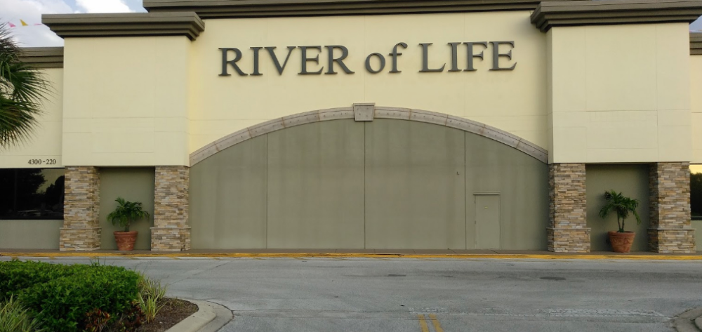 River of Life Christian Center Informative