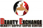 Beauty Exchange Beauty Supply Logo