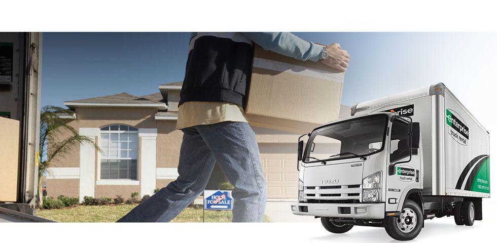 Enterprise Truck Rental Thumbnails