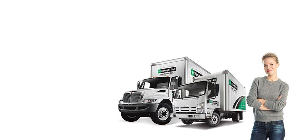 Enterprise Truck Rental Webpagedepot