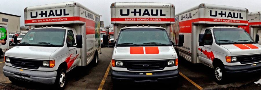 All A/C Self Storage and u-Haul - Lake Worth Truck/trailer