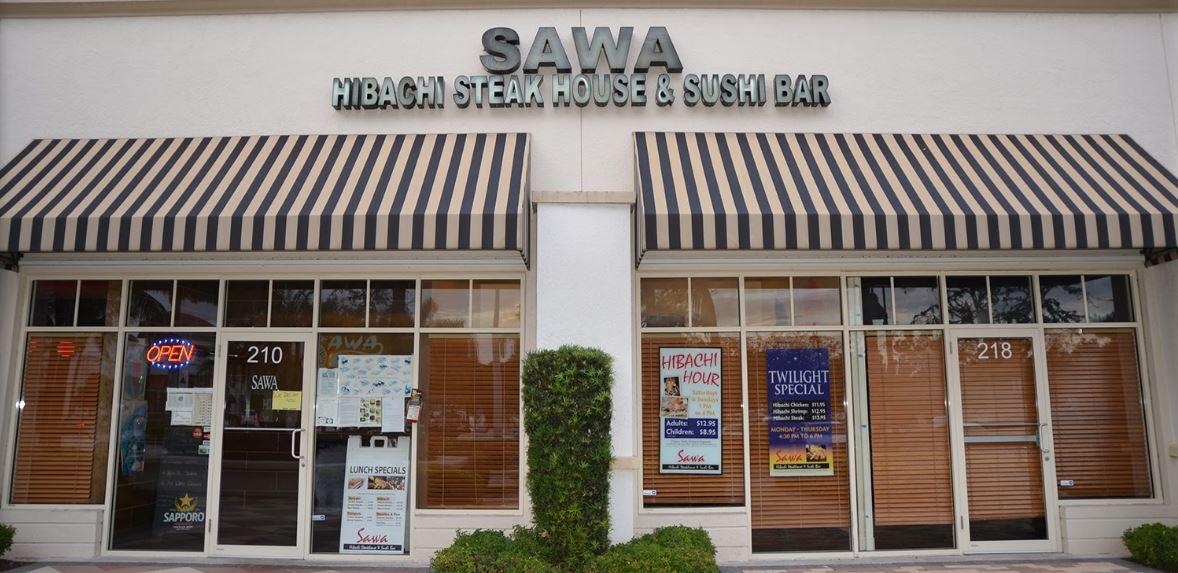 Sawa Hibachi Steakhouse & Sushi Bar - Boynton Beach Entertainment