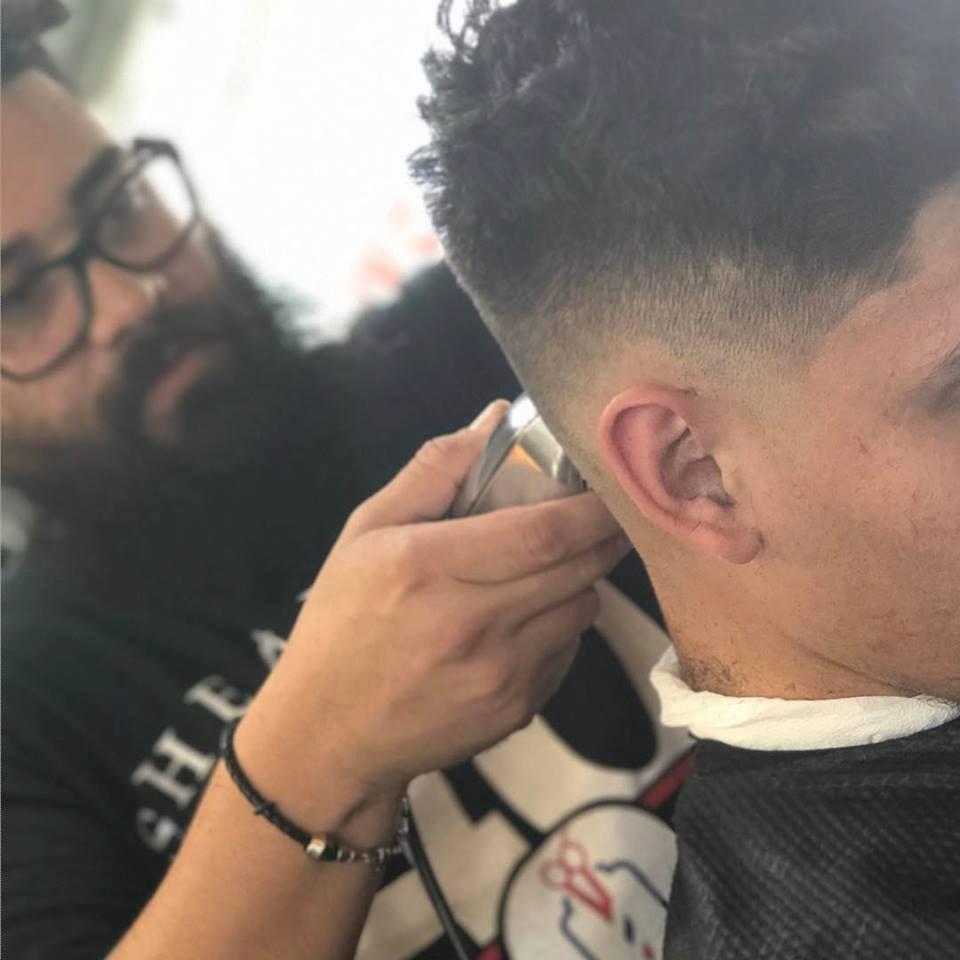 Shear Kut Barbershop cut