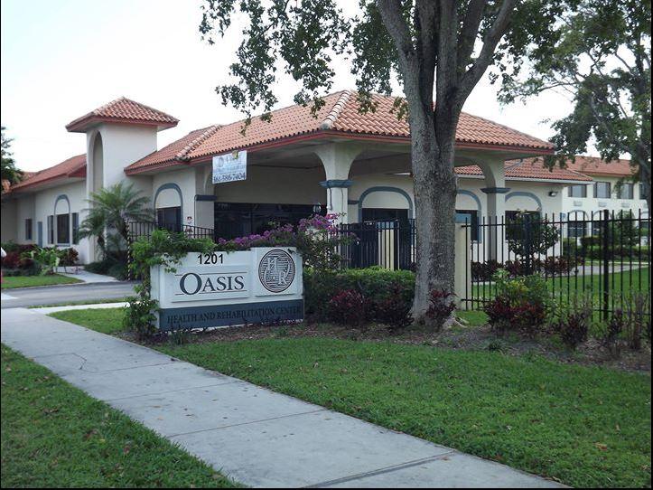 Oasis Health and Rehabilitation Center - Lake Worth Establishment