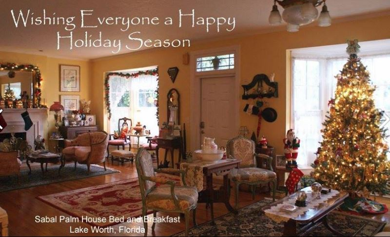 Sabal Palm House Bed and Breakfast - Lake Worth Informative