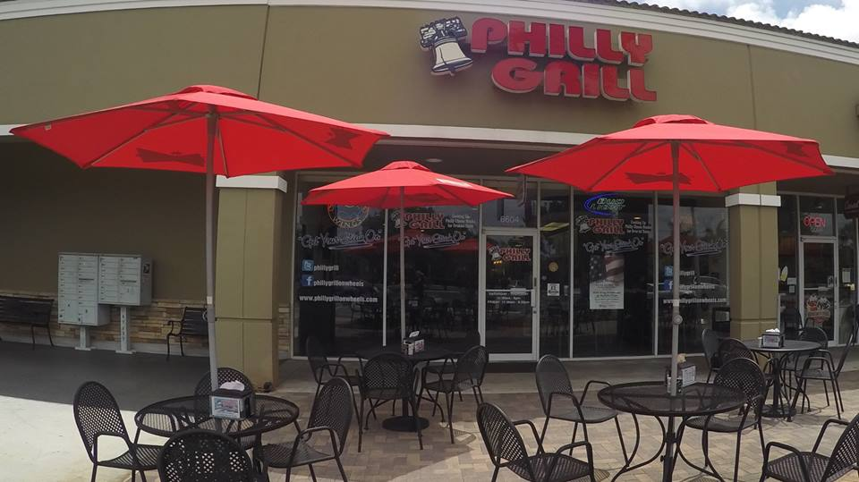 Philly Grill Restaurant - Delray Beach Entertainment