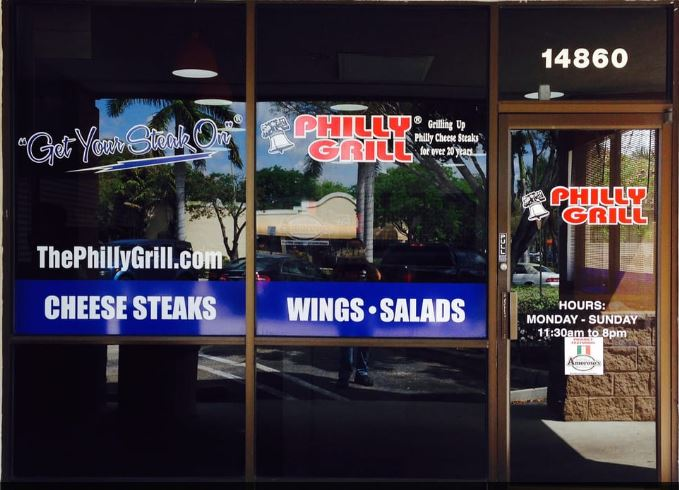 Philly Grill Restaurant - Delray Beach Wheelchairs