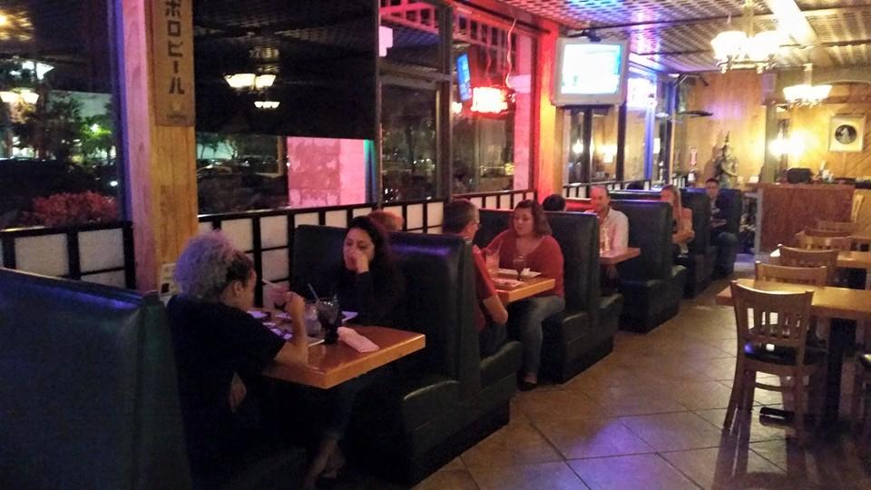 Sushi Yama Siam Japanese Thai Restaurant - Boynton Establishment