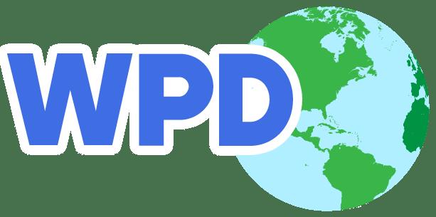 WebPage Depot Logo Symbol In Footer